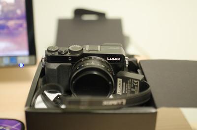 松下 LX100 Black(Panasonic DMC-LX100/4K视频微单/LX7升级版)