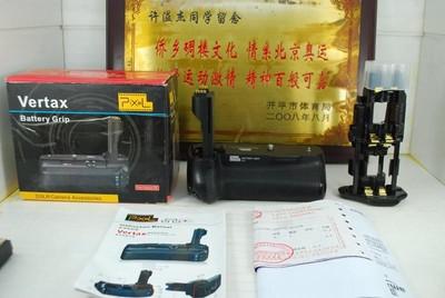 99新 箱说全 Pixel/品色 BG-E7 手柄 电池盒 适用于 7D 单反相机