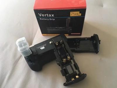 品色 电池盒兼手柄 E-6 For Canon(佳能)5D Mark Ii