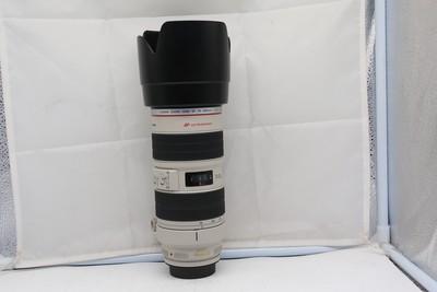 95新二手Canon佳能 70-200/2.8 L IS USM小白IS(2052)【深】