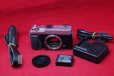 FUJIFILM 富士 X-E2 XE2 微单相机 实物拍摄 百分百好评