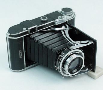 法国罗耶ROYER TELEROY 6X9 折叠机带自拍爱展能镜头!