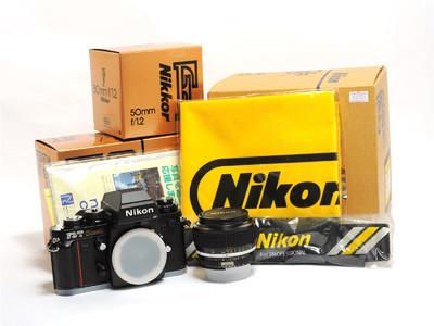 尼康/Nikon F3/T Classic 限量套机套 連50mm F/1.2镜头 *全新*