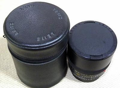 Leica/徕卡 SUMMILUX-R 80/1.4 E67 德产人像王