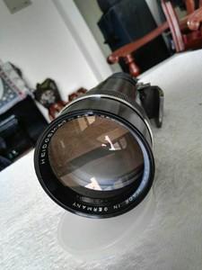 98新德国禄来HEIPOSMAT4.3/250投影镜头