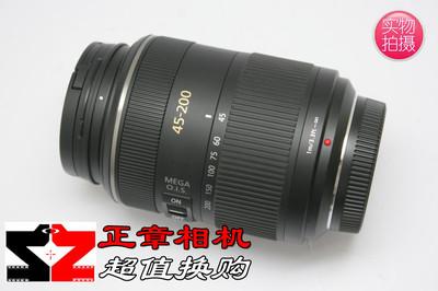 99新 松下 G VARIO 45-200 mm f/4.0-5.6 MEGA O.I.S.镜头