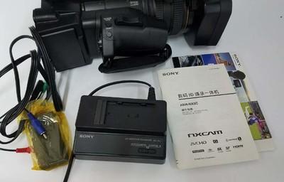 索尼 HXR-NX5C出一台几乎全新的SONY NX5C高清摄像机!