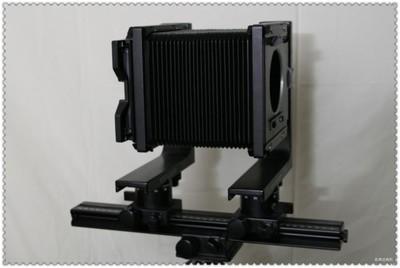 骑士/HORSEMAN L 4X5 单轨相机