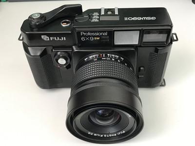 富士/ FUJI GSW690 II 6x9画幅 EBC 65/5.6 广角镜头【2995#】