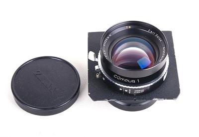 特价蔡司 135/3.5 T* 4X5座机镜连WISTA板   #jp17666