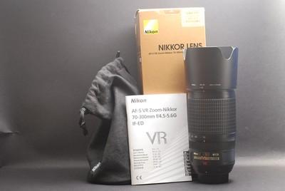 尼康70-300VR[2312]98新