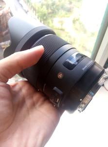适马 35mm f/1.4 DG HSM(A),佳能口,国行