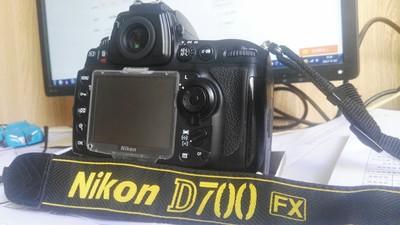 尼康 D700+24-85VR