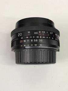 福伦达 20mm f/3.5 SL 广角相机镜头 尼康口