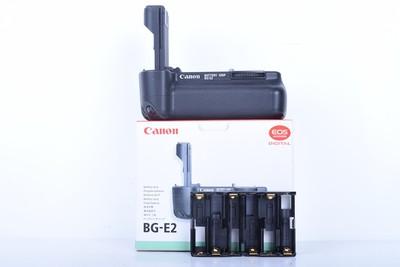96新二手 Canon佳能 BG-E2 单反手柄适用30 40D(B1602)【京】