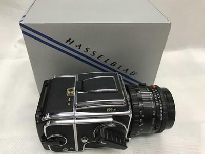 哈苏 Hasselblad 503cw 千禧机 + 80/2.8 CFE + A12原包装
