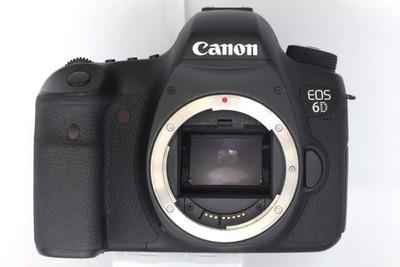 【全画幅数码相机】佳能 EOS 6D(NO:3853)