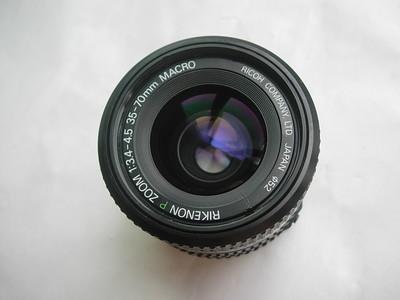 很新理光35--70mmf3.4镜头,PK卡口,可配各种胶片和数码相机