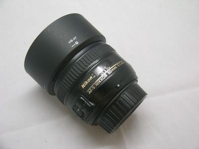 出售 93新 尼康 AF-S 50mm f/1.4 G 请看图片