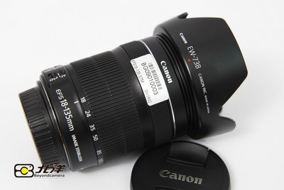 98新 佳能 EF-S 18-135/3.5-5.6 IS STM (BG09010003)
