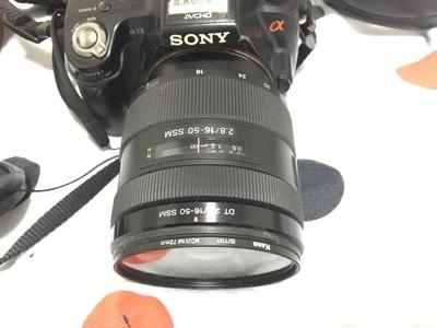 95新自用一手索尼 DT 16-50mm F2.8 SSM(SAL1650)