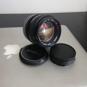 佳能canon FD50mm/1.4ssc镜头