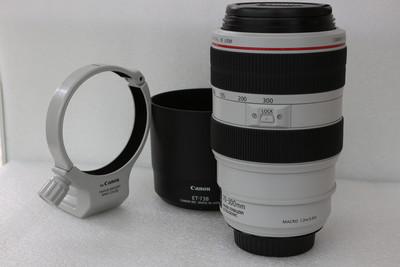 佳能 EF 70-300mm f/4-5.6L IS USM远摄变焦镜头 红圈 胖白