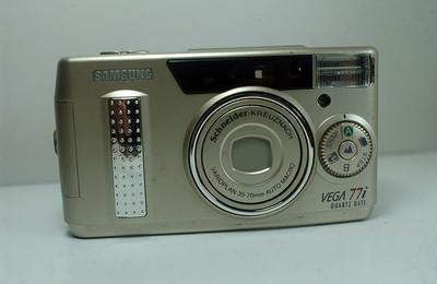 三星全自动胶片照相机(SAMSUNG  VEFA 可变宽幅-35-70mm变焦)