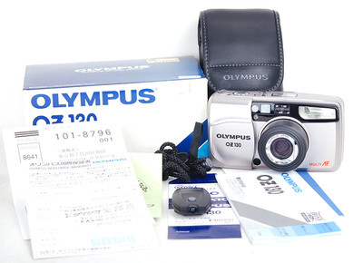 Olympus/奥林巴斯 OZ130 Panorama 38-130mm 银色#jp17524