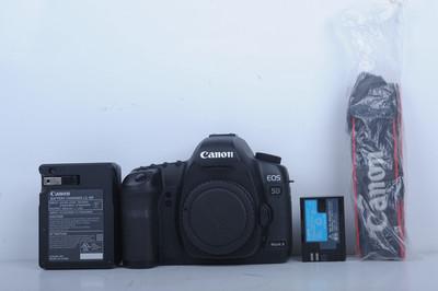 96新二手Canon佳能 5D2 单机 无敌兔 高端相机(B3669)【津】