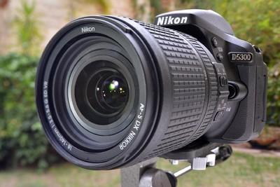 尼康D5300  18-140
