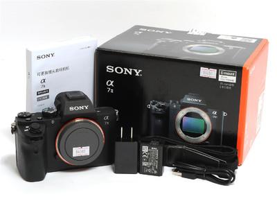 索尼/Sony A7 II 全画幅微单相机 *如新连盒*