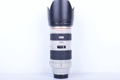 93新二手Canon佳能 70-200/2.8 L 小白变焦镜头(B2562)【京】