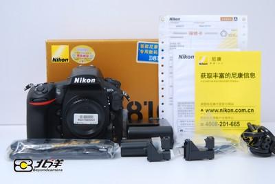 99新尼康 D810A (BG07080002)行货带包装 完美如新