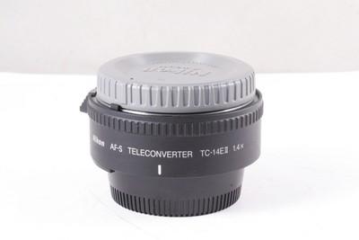 尼康/ AF-S TC-14EⅡ 2代 增距镜 极新净 ( 全套包装 )