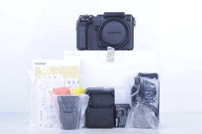 99新行货二手富士 GFX 50S 套机(110/2)gfx50s中画幅相机B0781京