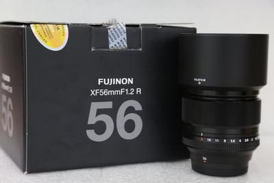 Fujifilm/富士XF56mmF1.2 R标准定焦镜头56/1.2人像镜头56 1.2