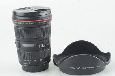 98新 佳能 EF 16-35mm f/2.8L USM