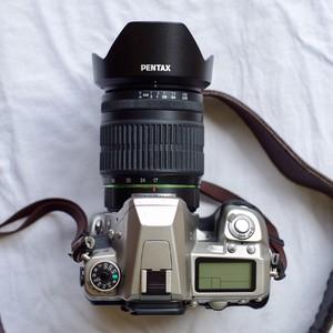 宾得 K-3 银色全球限量版(全球2000台)+DA17-70 F4镜头