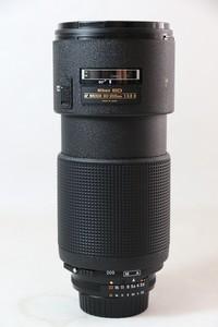 97新二手 Nikon尼康 80-200/2.8 D ED 二代钢炮(T12221)【津】