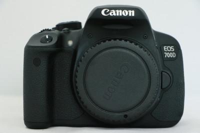 Canon/佳能 700D 机身 99新成色
