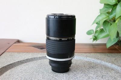 94新二手 Nikon尼康 180/2.8 AIS 手动定焦镜头(W11094)【武】