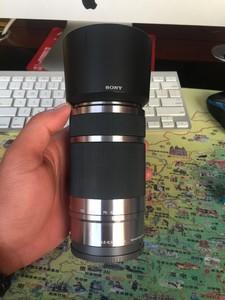 索尼 E 55-210mm f/4.5-6.3 OSS(SEL55210) 微单长焦