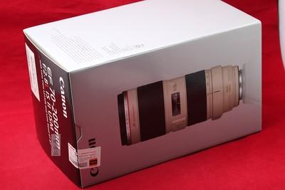 Canon 佳能 EF 70-200 70-200/2.8L II IS 小白兔 行货带包装