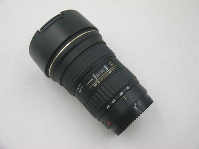 出售 98新 图丽 AT-X 16-28mm f/2.8 PRO 佳能口 请看图片