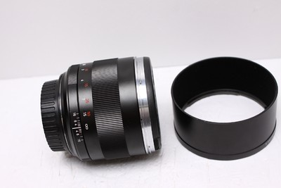 蔡司 ZE 85/1.4 佳能口 蔡司 85mm F1.4 蔡司85/1.4 ZE 成色好