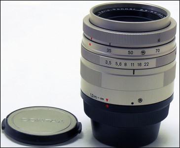 康泰时 Contax G 35-70/3.5-4.5 变焦镜头