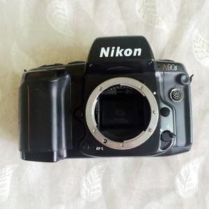 Nikon F90X (N90S) Nikon/尼康N90S美版F90X胶片单反相机