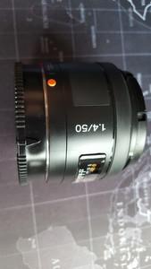 自用 索尼 50mm f/1.4(SAL50F14)