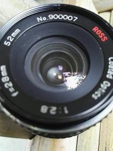 ZORKI 3M 老相机 ,   ROOS 老镜头